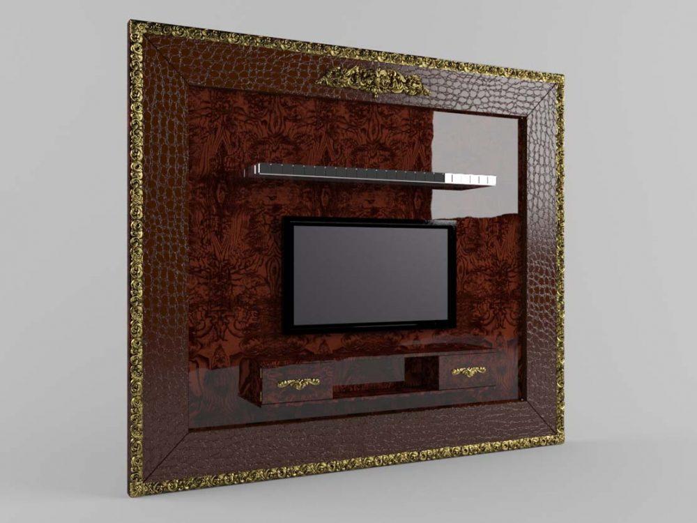 آبجکت مبلمان کلاسیک سه بعدی 6 1000x750 - مبلمان کلاسیک سه بعدی AR Arredamenti