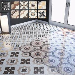 انلود آبجکت ۳d Max کاشی 4 255x255 - استودیو هنر و معماری دیزاین پلاس