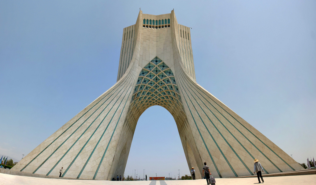 برج آزادی تهران 3 - مستند شکوه معماری - برج آزادی تهران