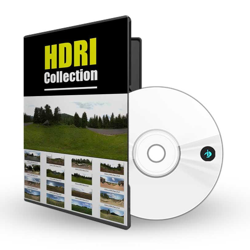 تصویر HDRI CGaxis