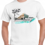 تی شرت طرح معماری آرشیتکت ۳ – مردانه