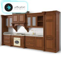 دانلود آبجکت و صحنه ۳d Max کابینت آشپزخانه مجموعه دوم (۵)
