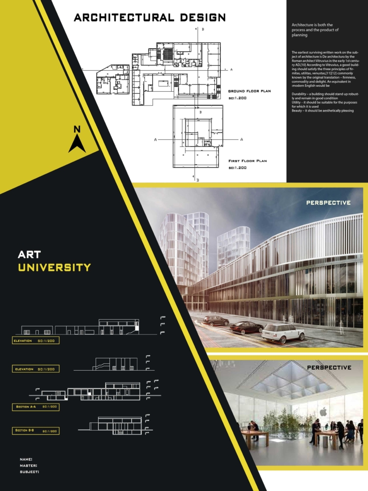 دانلود شیت لایه باز معماری 1 750x1000 - دانلود شیت لایه باز معماری فتوشاپ ۱۲۰*۹۰ ( طرح شماره ۲۴ )