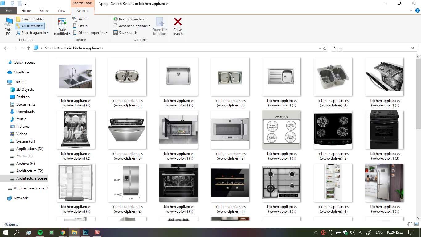 دانلود فمیلی رویت تجهیزات آشپزخانه2 1000x562 - دانلود فمیلی رویت تجهیزات آشپزخانه (۲۷ مدل)