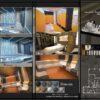 دانلود پروژه طرح ورزشی معماری داخلی به همراه نقشه ، سه بعدی و جزئیات
