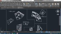 آرشیو کامل پروژه ، نقشه و دیتیل