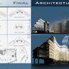 دانلود پروژه معماری هتل ۴ ستاره – به همراه نقشه ، سه بعدی و جزئیات