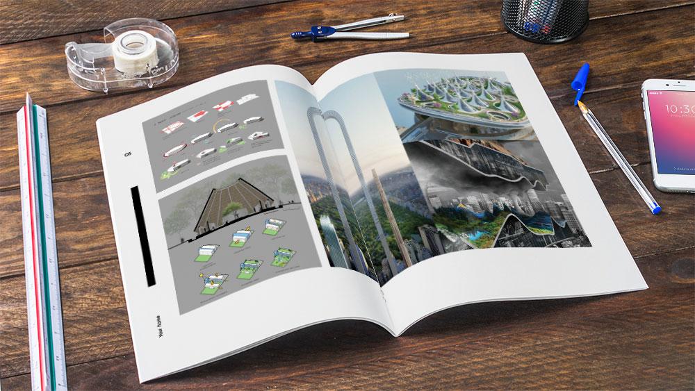 دانلود پورتفولیو معماری لایه باز (۱۴)