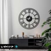 ساعت با موتور آرامگرد ( ۲۱ طرح مختلف )
