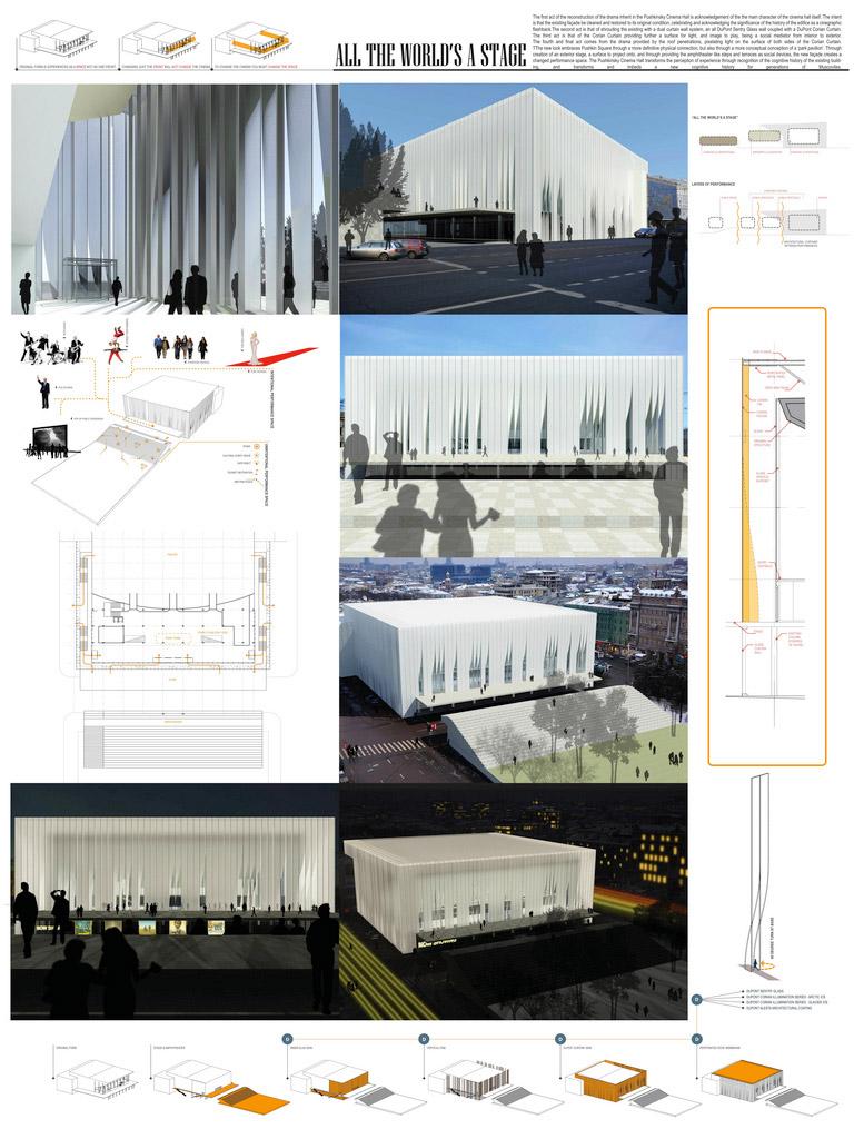 شیت بندی معماری با فتوشاپ 298 - شیت بندی فتوشاپ معماری - حرفه ای ترین ها (قسمت چهارم)