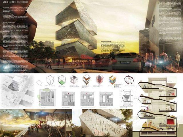 شیت بندی معماری با فتوشاپ 305 640x480 - آموزشگاه ، آموزش نرم افزار های معماری