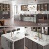 دانلود مجموعه ی صحنه داخلی آشپزخانه آماده ۳ds Max