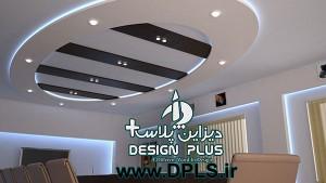 طراحی سقف کناف 1 300x169 - طراحی سقف کناف