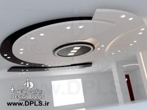 طراحی-سقف-کناف-3
