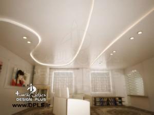 طراحی سقف کناف 5 300x225 - طراحی سقف کناف