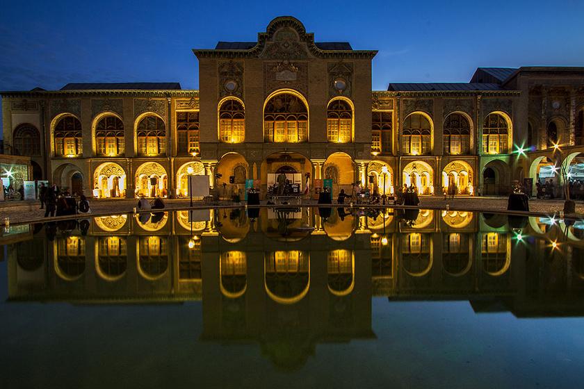 عمارت مسعودیه - مستند شکوه معماری - عمارت مسعودیه تهران