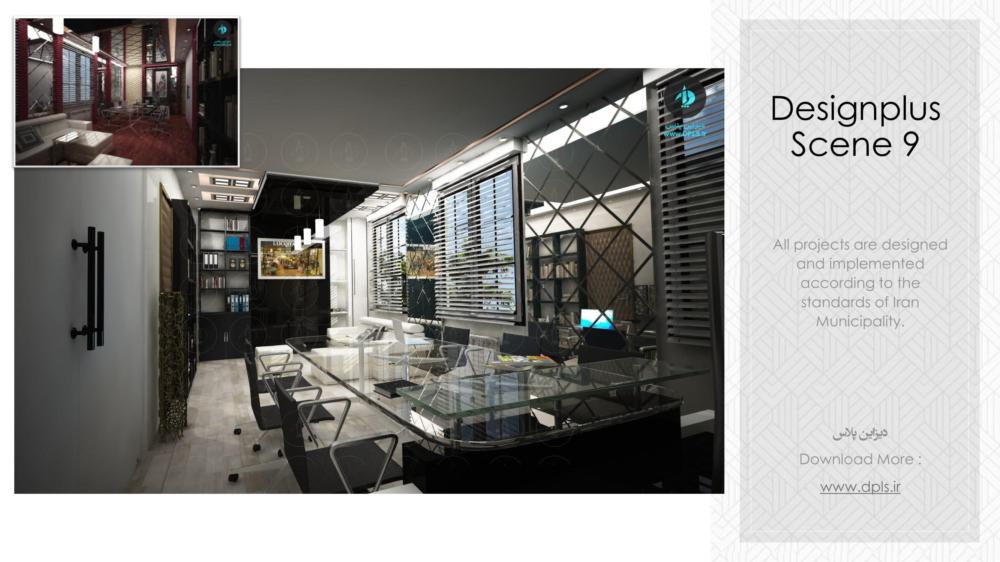 نما کلاسیک و رومی 5 1000x562 - دانلود صحنه سه بعدی کلاسیک و رومی Designplus Scenes 2