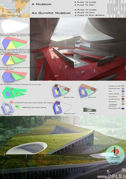 نمونه شیت بندی معماری (2)