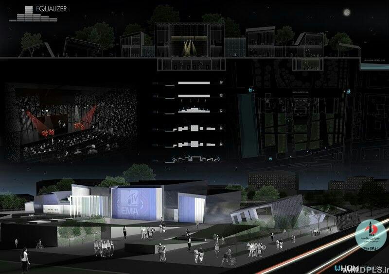 نمونه شیت بندی معماری 21 - حرفه ای ترین شیت بندی های معماری (قسمت دوم)