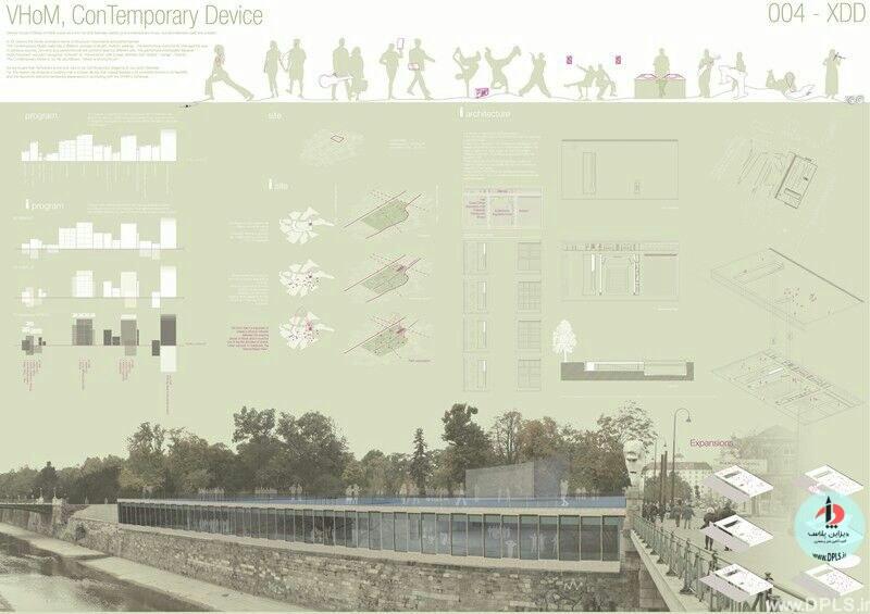 نمونه شیت بندی معماری 24 - حرفه ای ترین شیت بندی های معماری (قسمت دوم)