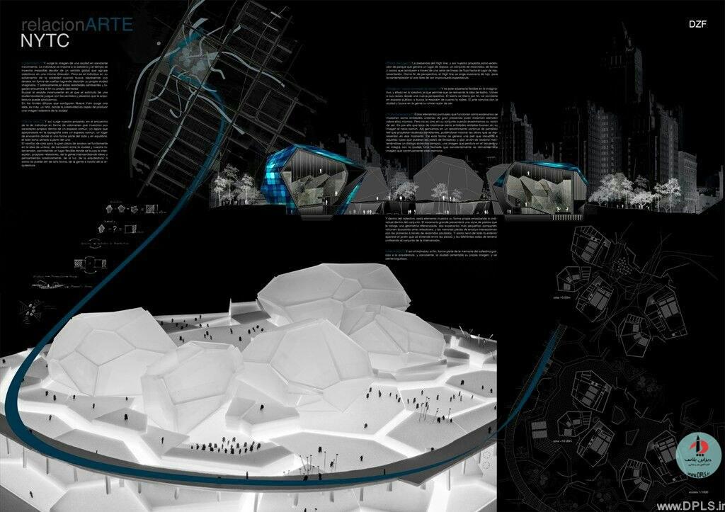 نمونه شیت بندی معماری 26 - حرفه ای ترین شیت بندی های معماری (قسمت دوم)