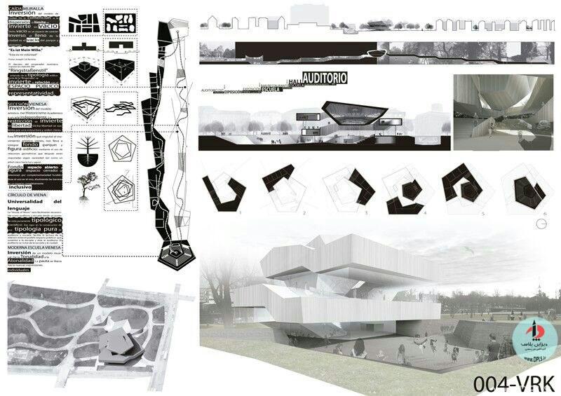 نمونه شیت بندی معماری 3 - حرفه ای ترین شیت بندی های معماری (قسمت اول)