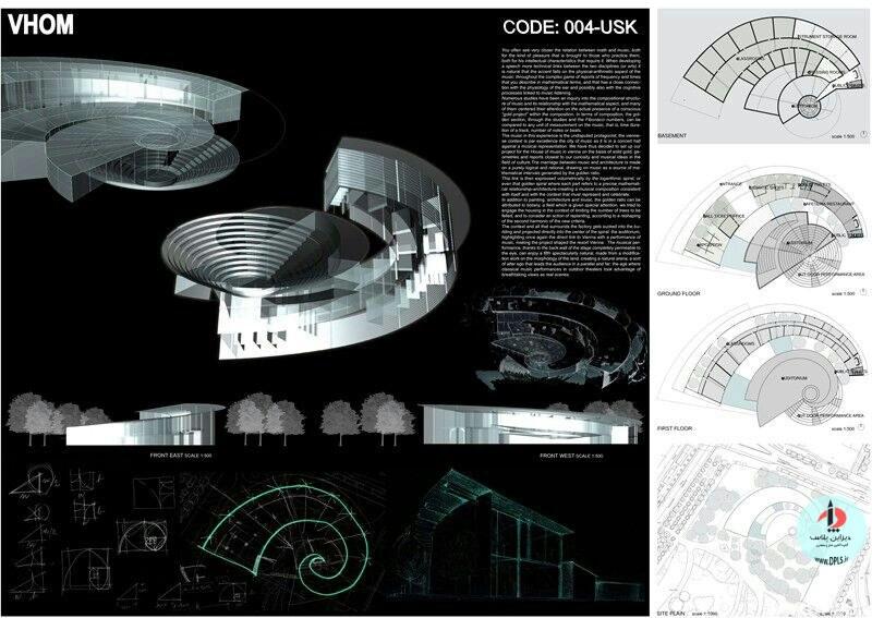 نمونه شیت بندی معماری 30 - حرفه ای ترین شیت بندی های معماری (قسمت دوم)
