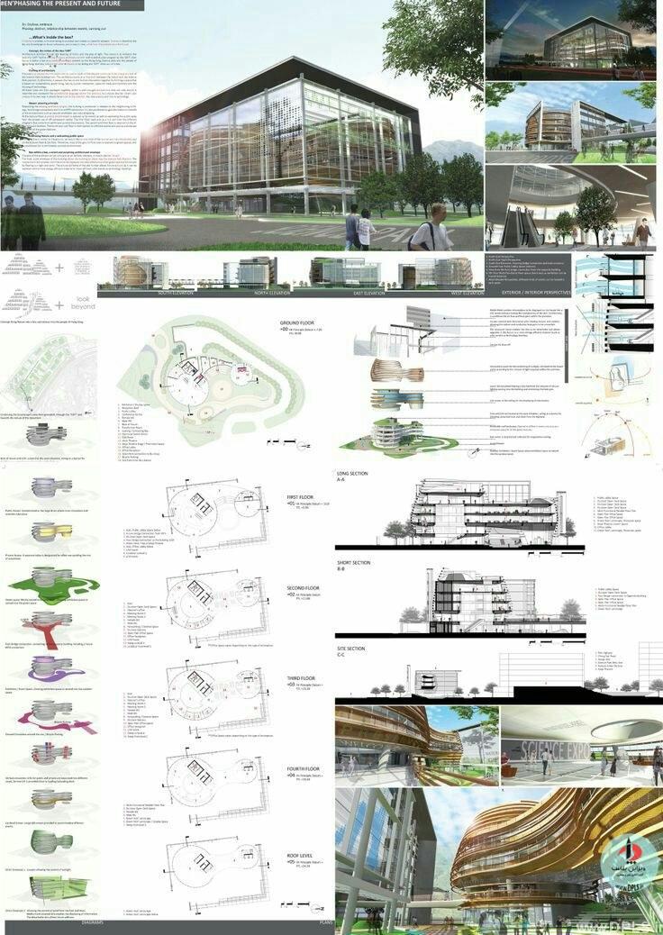 نمونه شیت بندی معماری 34 - حرفه ای ترین شیت بندی های معماری (قسمت دوم)