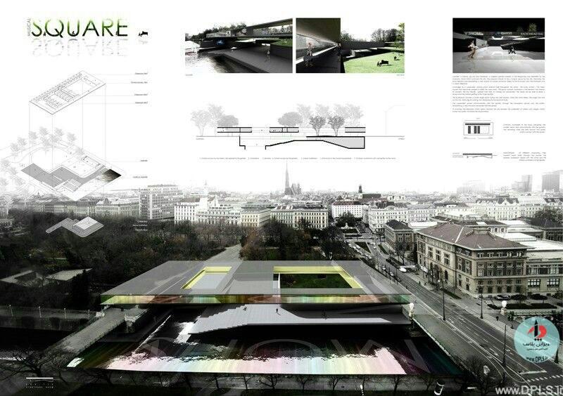 نمونه شیت بندی معماری 35 - حرفه ای ترین شیت بندی های معماری (قسمت دوم)