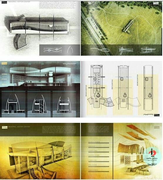 نمونه شیت بندی معماری 42 - حرفه ای ترین شیت بندی های معماری (قسمت دوم)