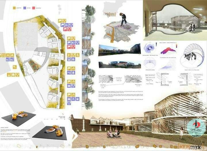 نمونه شیت بندی معماری 43 - حرفه ای ترین شیت بندی های معماری (قسمت دوم)