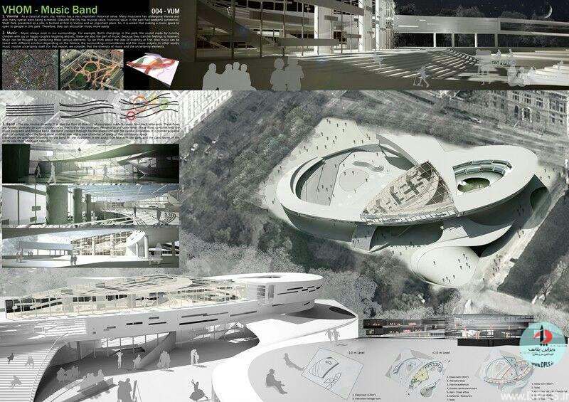 نمونه شیت بندی معماری (5)