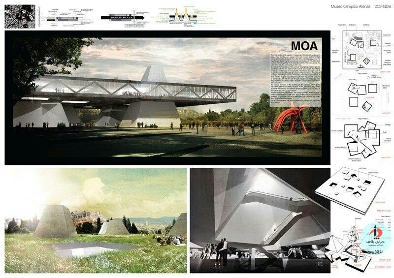 نمونه شیت بندی معماری 50 - حرفه ای ترین شیت بندی های معماری (قسمت دوم)