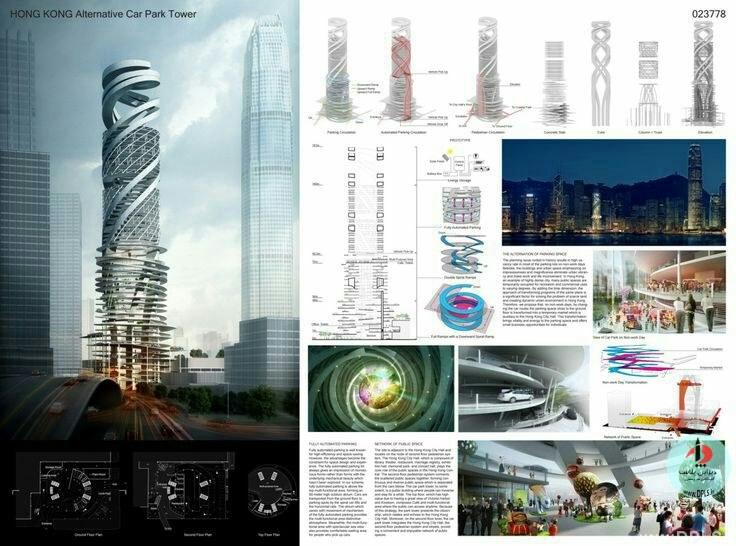 نمونه شیت بندی معماری (52)