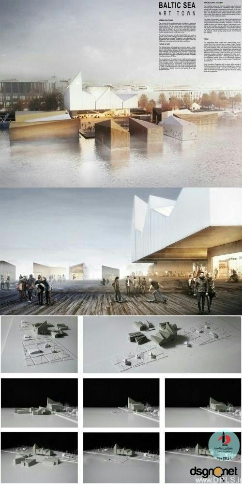 نمونه شیت بندی معماری 53 - حرفه ای ترین شیت بندی های معماری (قسمت دوم)