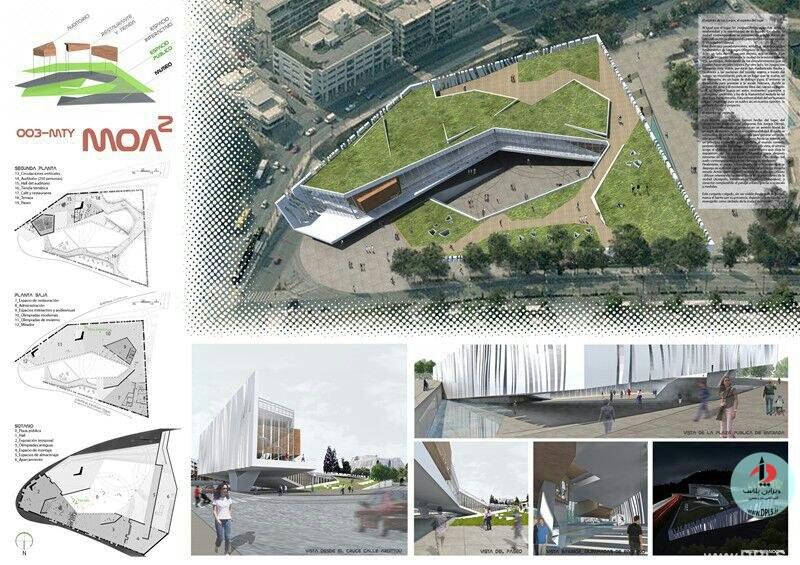 نمونه شیت بندی معماری 55 - حرفه ای ترین شیت بندی های معماری (قسمت دوم)