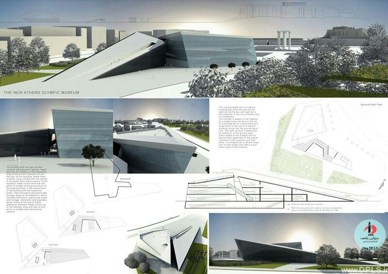 نمونه شیت بندی معماری 6 - حرفه ای ترین شیت بندی های معماری (قسمت اول)