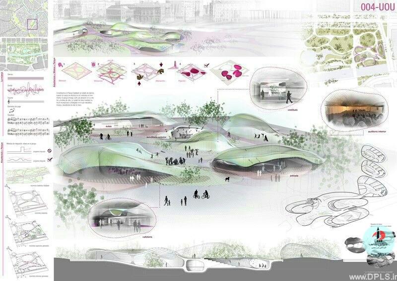 نمونه شیت بندی معماری 60 - حرفه ای ترین شیت بندی های معماری (قسمت دوم)
