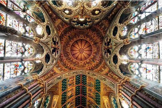 پاورپوینت زیبایی شناسی در معماری 1 - دانلود پاورپوینت زیبایی شناسی در معماری
