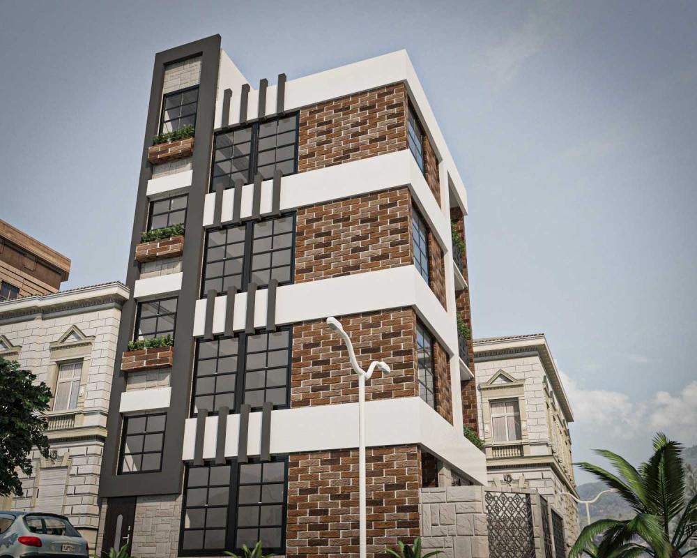 پروژه آپارتمان مسکونی