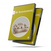 مبلمان کلاسیک سه بعدی AR Arredamenti