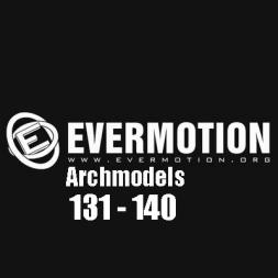 دانلود آرک مدل (رایگان) آرشیو Archmodels 131-140