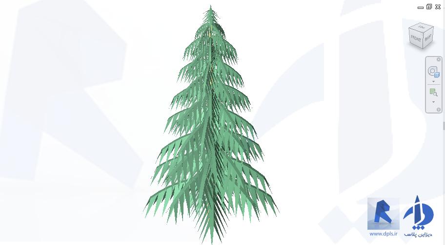 18039 Coniferous tree 7601 - رویت