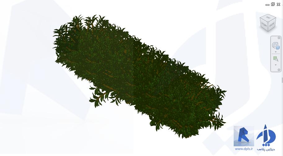 3D Bushes 8131 - رویت