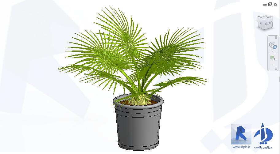 3D plant 81661 - رویت