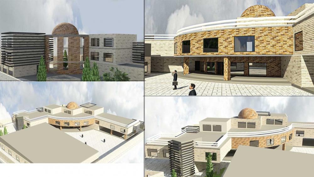 434s64 1000x563 - دانلود پروژه مدرسه ( نقشه ، سه بعدی )