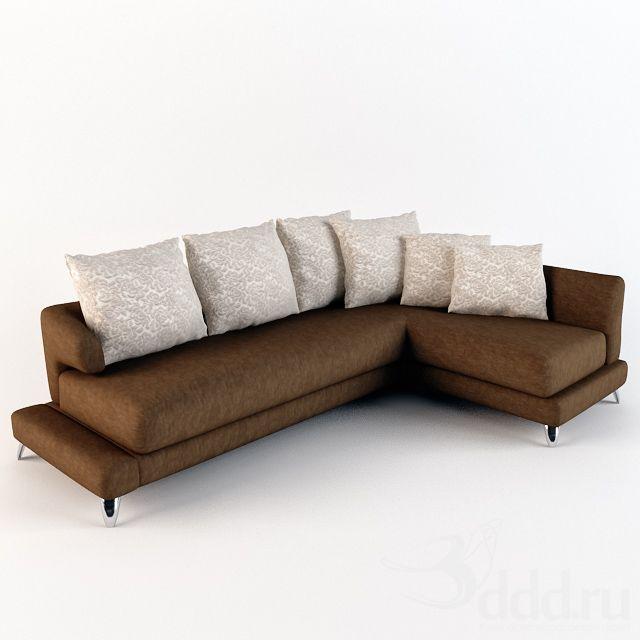 8 Marta Chicago Sofa - کاناپه Marta Chicago Sofa