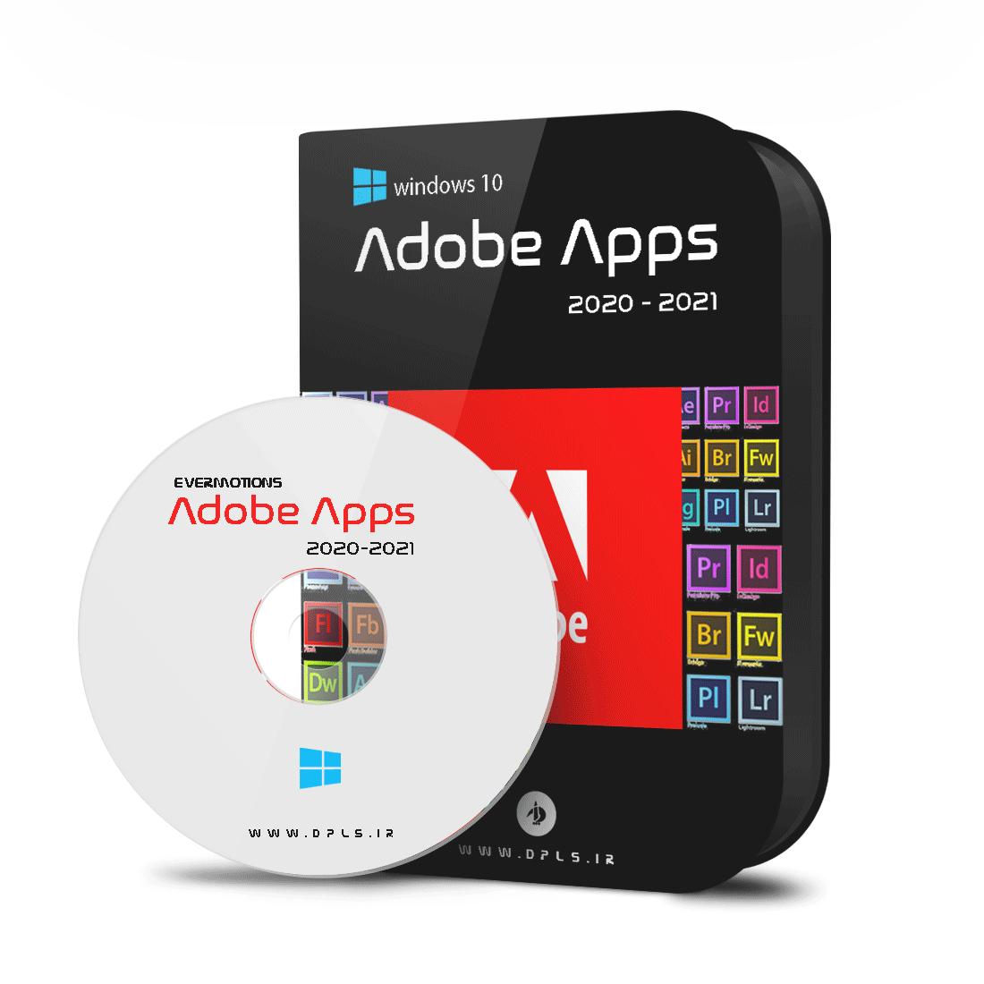 مجموعه نرم افزاری شرکت Adobe