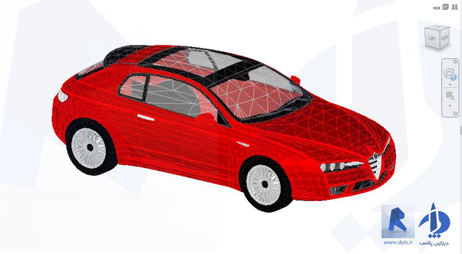 Alfa Romeo   Brera 7516 - رویت