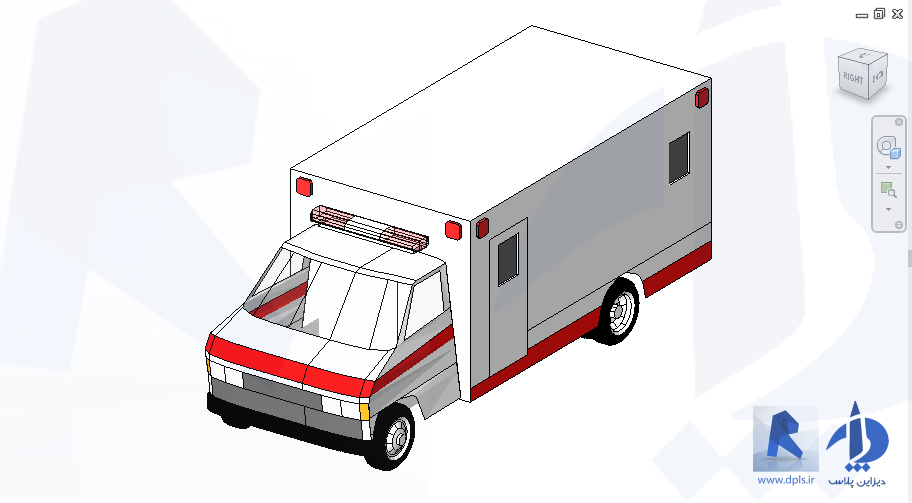 Ambulance 814 - رویت